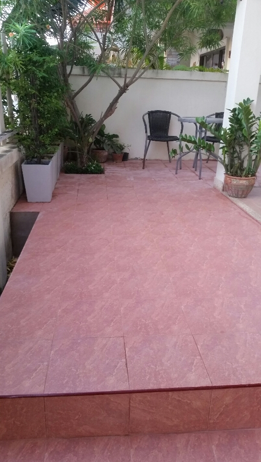 patio enlargement with small pond review (16)