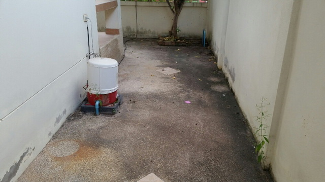 patio enlargement with small pond review (2)