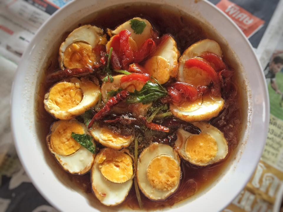 sweet and sour egg recipe