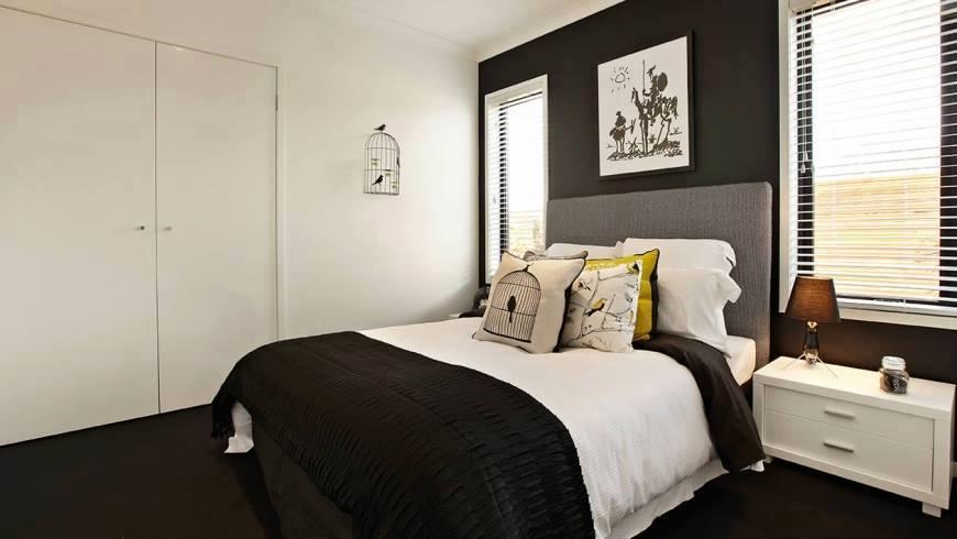 two-storey house modern style elegant shape (2)