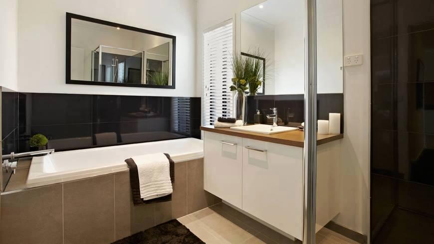 two-storey house modern style elegant shape (5)