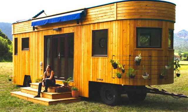 wohnwagon eco wagon mobile house (1)