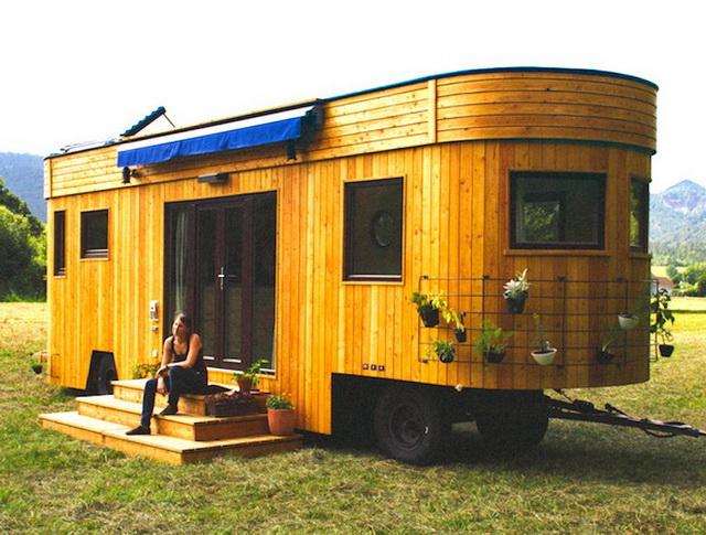 wohnwagon eco wagon mobile house (11)