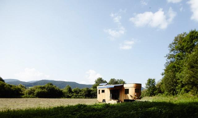 wohnwagon eco wagon mobile house (2)