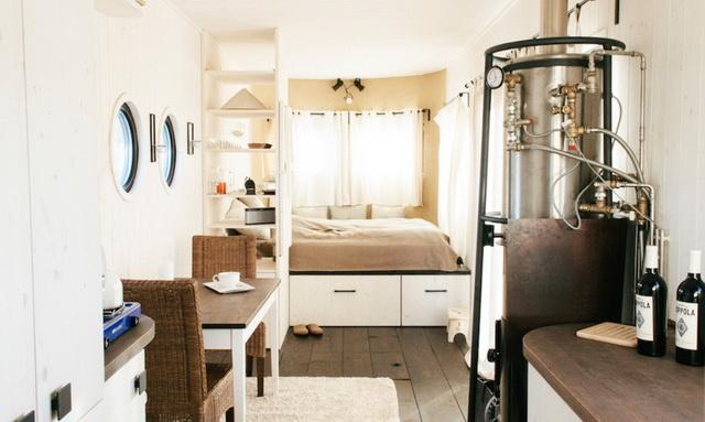 wohnwagon eco wagon mobile house (3)