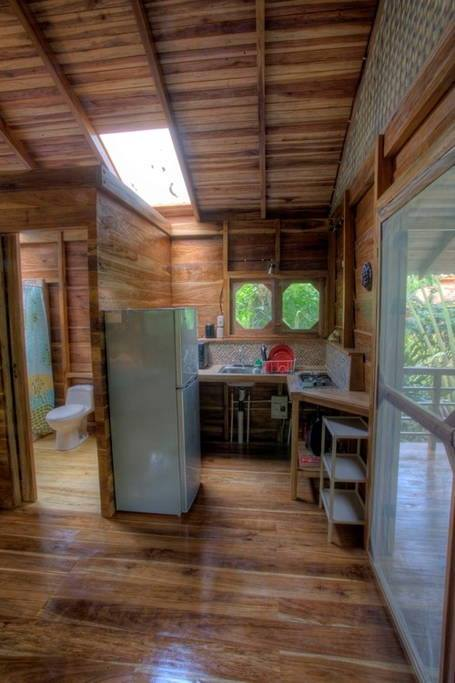 wooden natural retreat house5