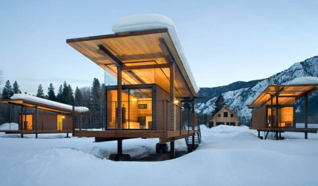 wooden tiny cabins house (4)