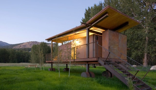 wooden tiny cabins house (5)