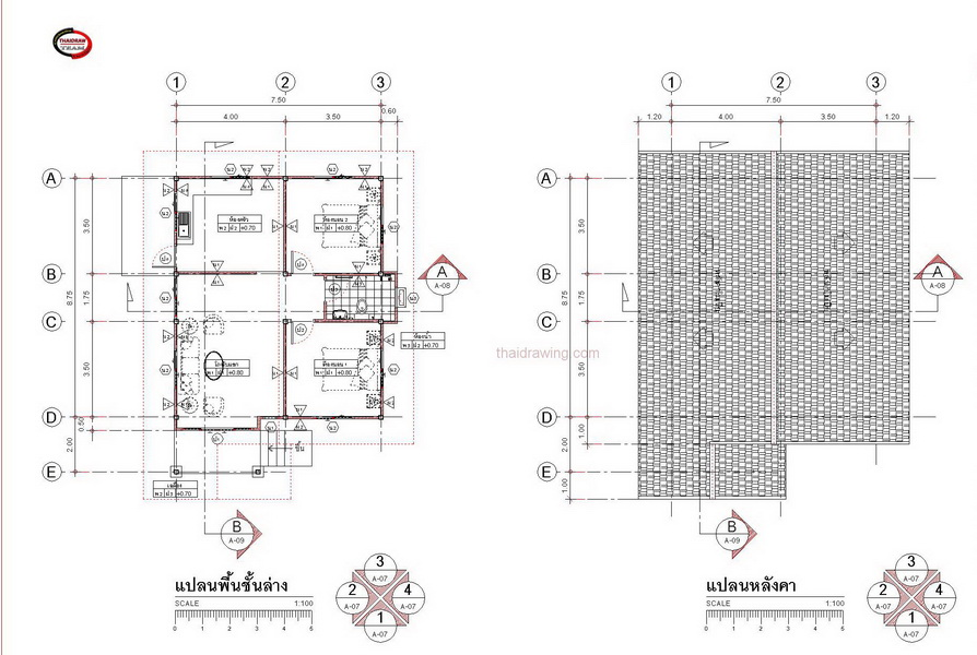 1 floor thai contemporary 500k house plan (6)