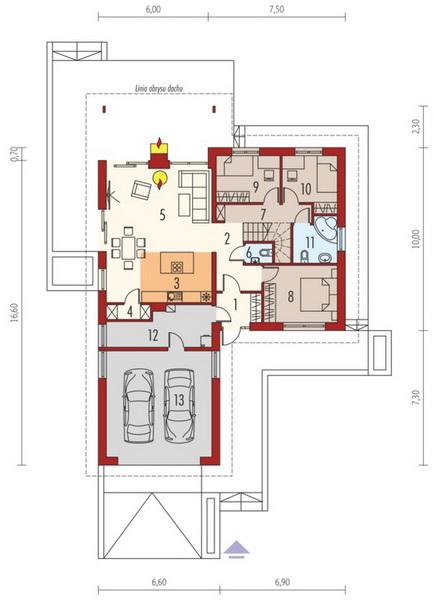 1 floor wide patio house (5)