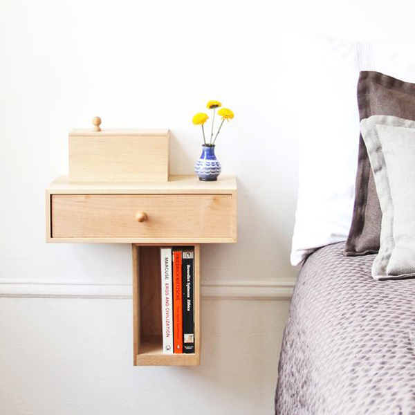 15-ideas-for-small-space-bedside-table (15)