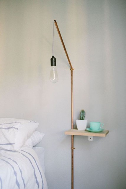 15-ideas-for-small-space-bedside-table (4)