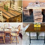 16 ไอเดียเฟอร์นิเจอร์แฮนเมด จากไม้เหลือใช้ เปลี่ยนความจำเจของโต๊ะอาหาร ให้ดูดี แปลกตา น่าใช้งาน