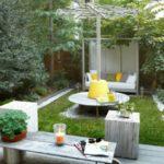 17 สวนหลังบ้านพร้อมลานกิจกรรม ไอเดียเพื่อบ้านและการพักผ่อนของคนในครอบครัว