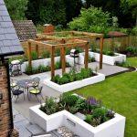 19 สวนหลังบ้าน พร้อมลานกิจกรรม ไอเดียดีๆ ที่ตกแต่งด้วยความร่มรื่นของธรรมชาติ