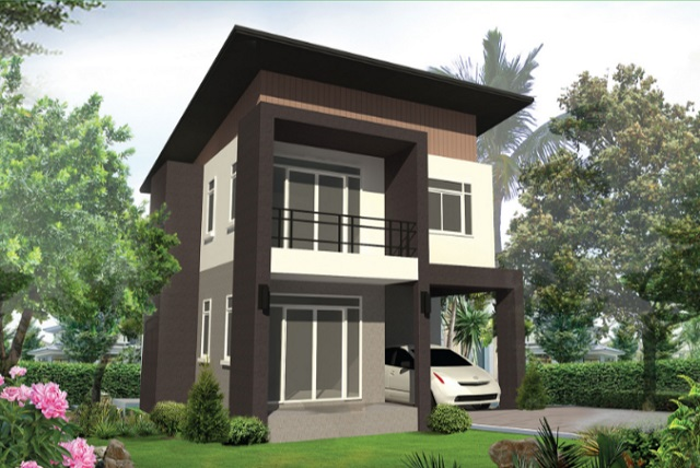2 storey anti earthquake modern house (2)