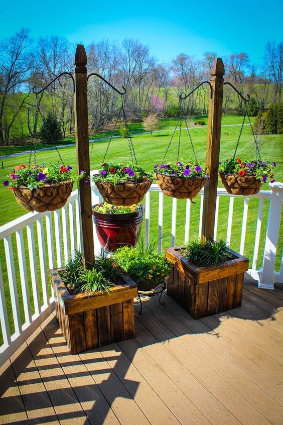 35 Ideas hanging Garden (13)