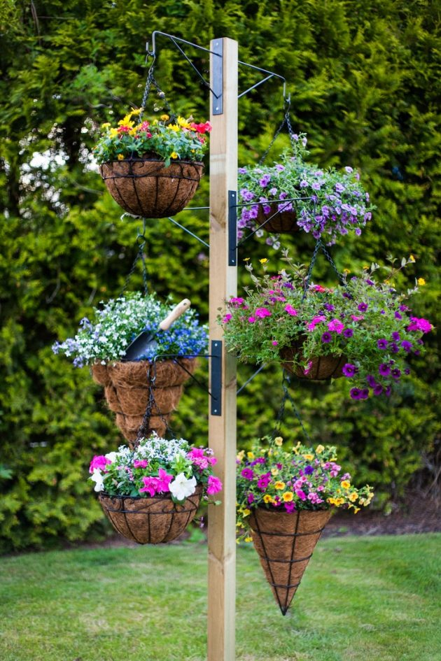 35 Ideas hanging Garden (14)