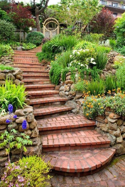 36-ideas-how-to-design-stairs-in-garden (15)