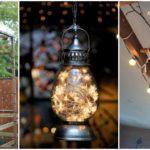 38 ไอเดียสร้างโคมไฟ DIY จากของเหลือใช้ เหมาะสำหรับตกแต่งพื้นที่พักผ่อนกลางแจ้ง ทำขายก็ดีเยี่ยม