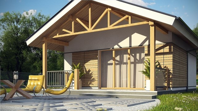 Contemporary Home Compact size (2)