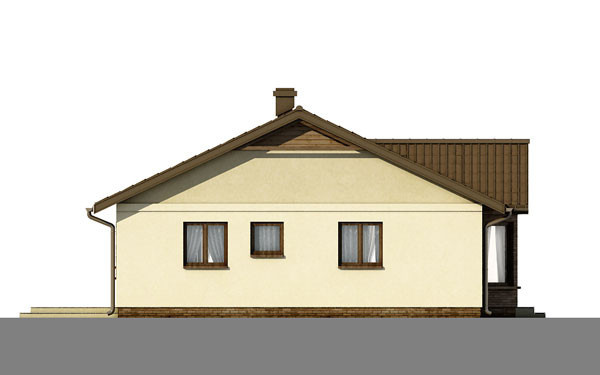 Contemporary House 3 bedroom 3 bathroom elegant in shape (6)
