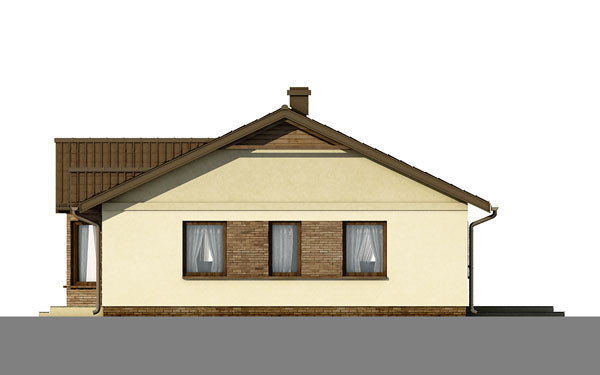 Contemporary House 3 bedroom 3 bathroom elegant in shape (7)