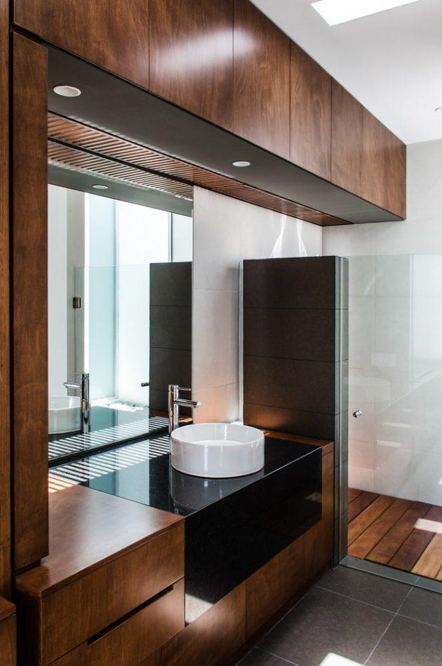 Modern home beautiful shape is the Vulgate (11)