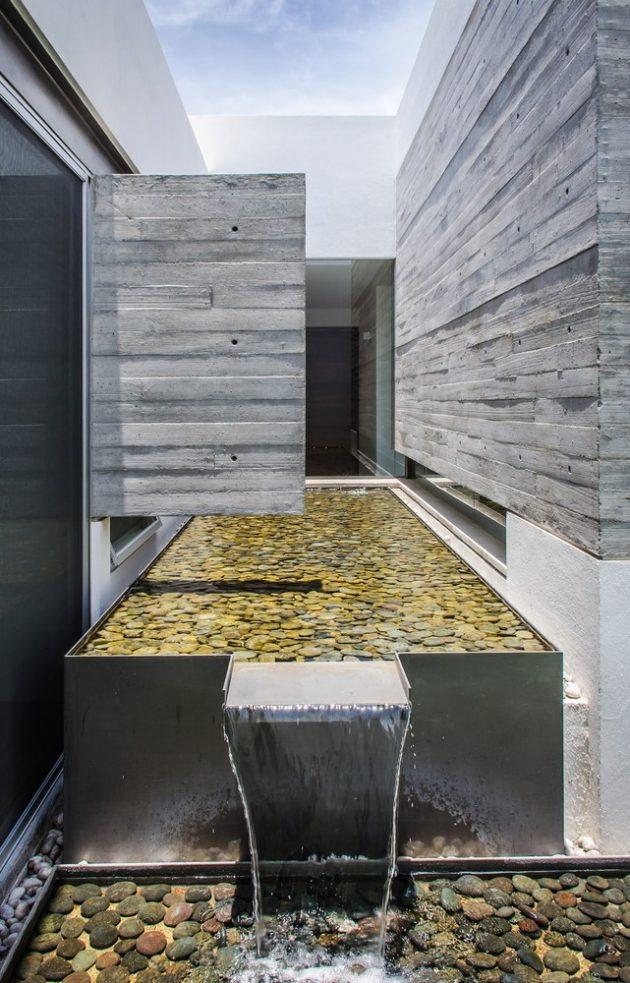 Modern home beautiful shape is the Vulgate (12)