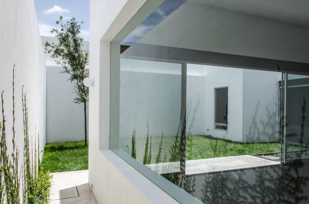 Modern home beautiful shape is the Vulgate (4)