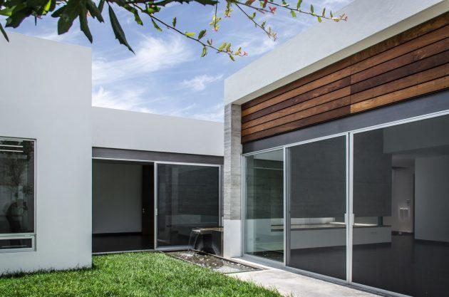 Modern home beautiful shape is the Vulgate (5)