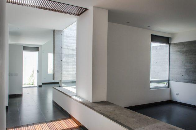 Modern home beautiful shape is the Vulgate (6)