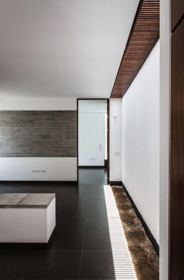 Modern home beautiful shape is the Vulgate (7)