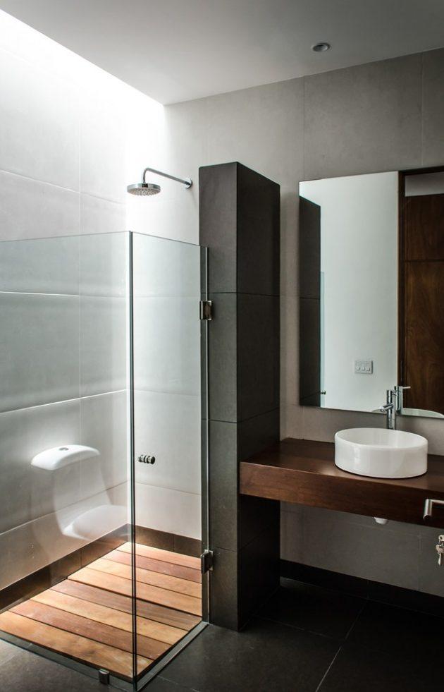 Modern home beautiful shape is the Vulgate (8)