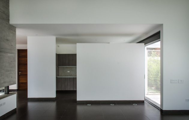 Modern home beautiful shape is the Vulgate (9)