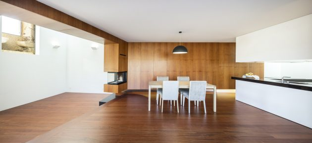 Modern house box in shape with minimalist interiors (20)