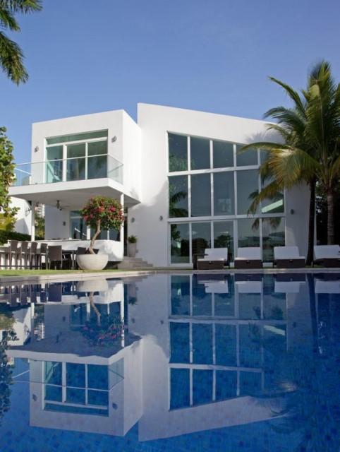 Modern villa Mediterranean style with pool (10)