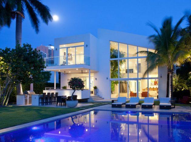 Modern villa Mediterranean style with pool (9)