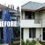 เปลี่ยนหลังคาบ้านเดิมๆ ให้สวยงามราวกับได้บ้านใหม่ พร้อมแก้ไขปัญหาหลังคารั่วซึม