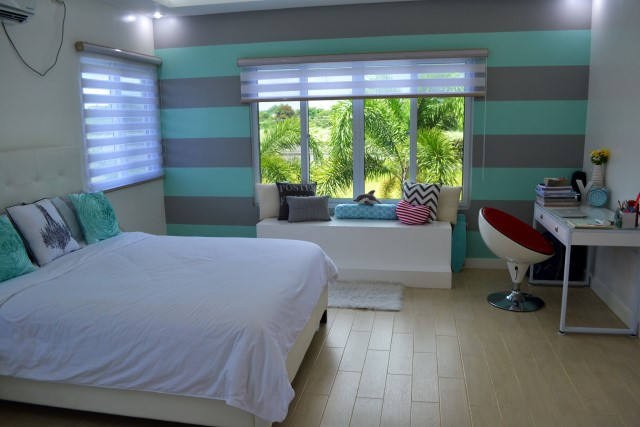Two-storey house with 3 bedrooms 3 bathrooms elegant tastes of Thailand (11)