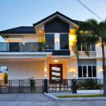 บ้านสองชั้น ขนาด 3 ห้องนอน 3 ห้องน้ำ ตกแต่งสวยงาม มีความภูมิฐาน รสนิยมที่ถูกใจคนไทย