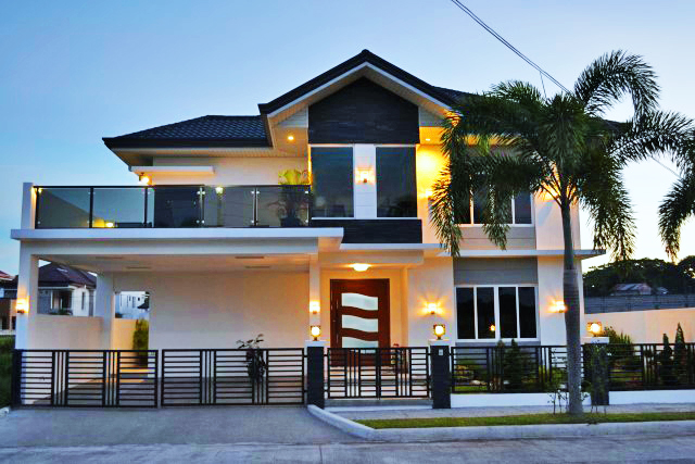 Two-storey house with 3 bedrooms 3 bathrooms elegant tastes of Thailand (6)