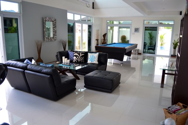 Two-storey house with 3 bedrooms 3 bathrooms elegant tastes of Thailand (7)