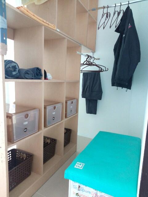 Walk in closet diy review (9)