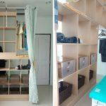 Review : สร้าง Walk-In Closet ฉบับ DIY ทำเองง่ายๆ ใช้งานได้เต็มที่