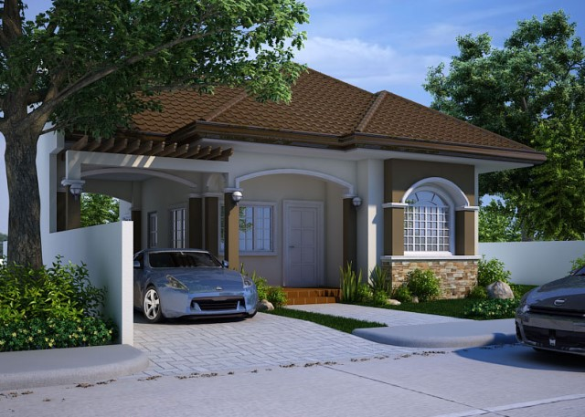 contemporary House 3 bedroom 1 bathroom (2)