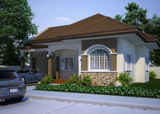 contemporary House 3 bedroom 1 bathroom (3)