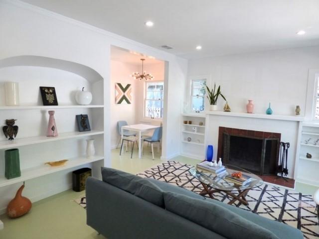 contemporary compact home 2 bedroom luxury interior (3)