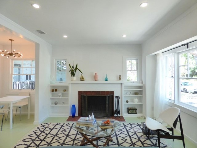contemporary compact home 2 bedroom luxury interior (6)
