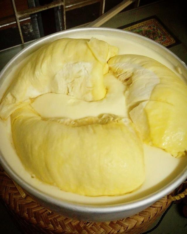 durian cheese pie recipe (2)